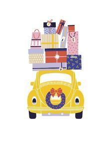 Festive Bright - Drive by Kristine Hegre