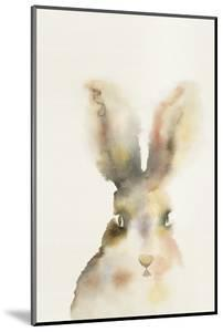 Forest Odyssey - Hare by Kristine Hegre