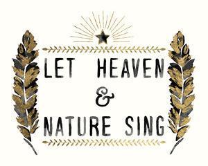 Let Heaven - Star by Kristine Hegre