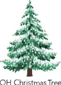 Oh Christmas Tree by Kristine Hegre
