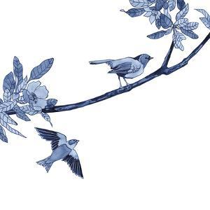 Oriental Calm - Glide by Kristine Hegre