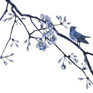 Oriental Calm - Rest by Kristine Hegre