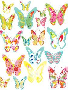 Buged Butterflies by Kristine Lombardi