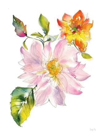 Dahlia Delight of the Day II by Kristy Rice