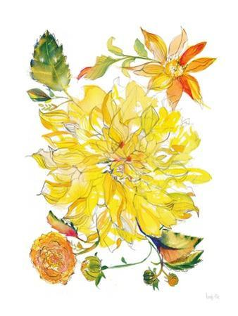 Dahlia Delight of the Day III by Kristy Rice