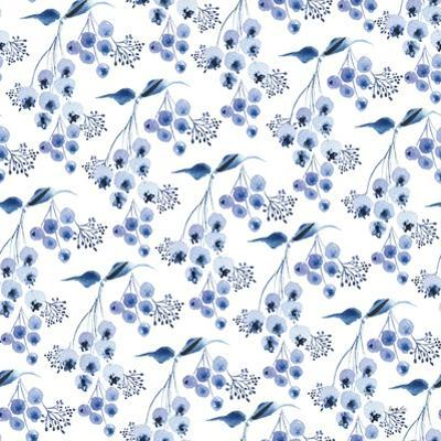Delft Delight Pattern IV by Kristy Rice