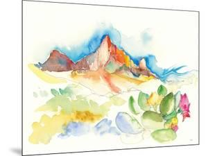 Desert Mountains by Kristy Rice