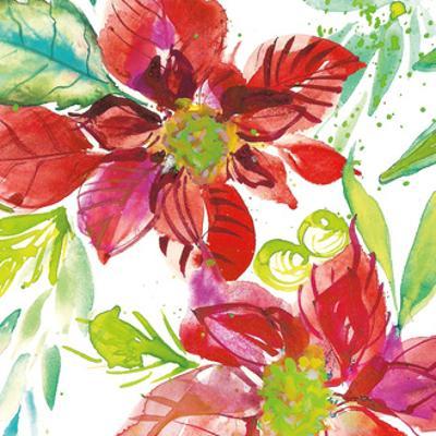 Poinsettia Pretty I by Kristy Rice