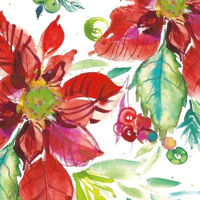 Poinsettia Pretty II by Kristy Rice