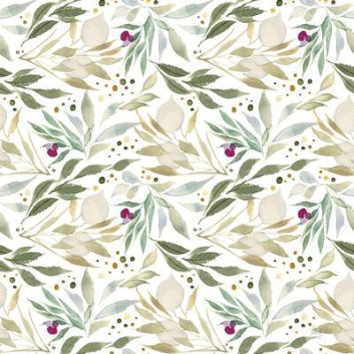 The Joy of White Pattern II by Kristy Rice
