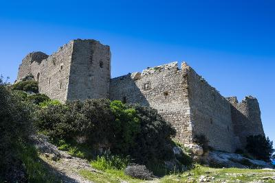 Kritinia Castle, Rhodes, Dodecanese Islands, Greek Islands, Greece-Michael Runkel-Photographic Print
