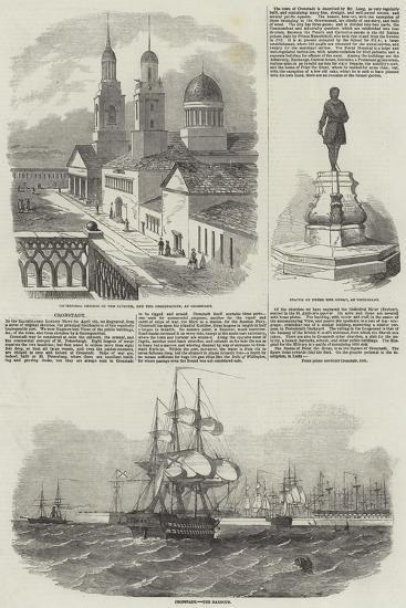 Kronstadt--Giclee Print
