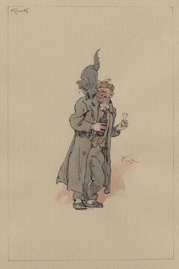 Krook, C.1920s-Joseph Clayton Clarke-Giclee Print