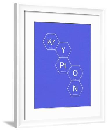 Krypton-Ali Michael-Framed Giclee Print