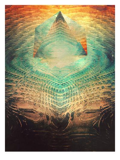 Kryypynng Dyyth-Spires-Art Print