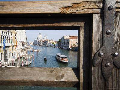 Ponte dell' Accademia, Venice, Italy