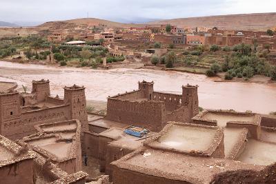 Ksar of Ait-Ben-Haddou, Morocco--Photographic Print