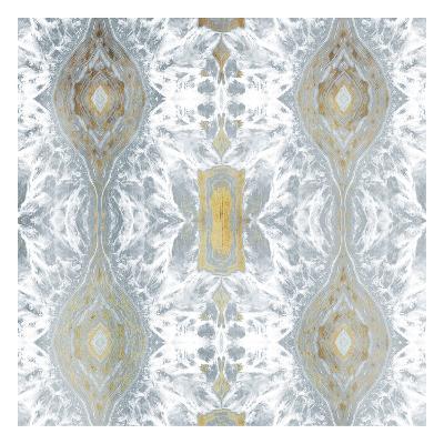 Kscope Grey Gold-Jace Grey-Art Print
