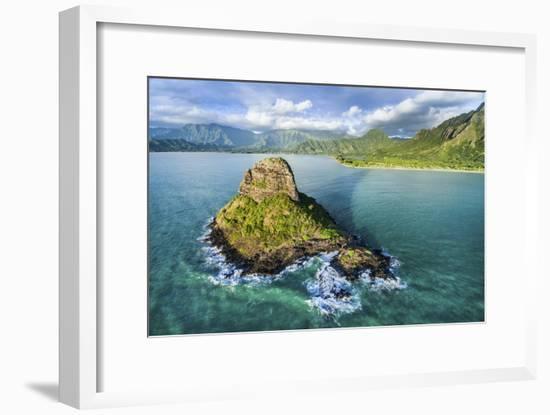 Kualoa Sunrise-Cameron Brooks-Framed Photographic Print