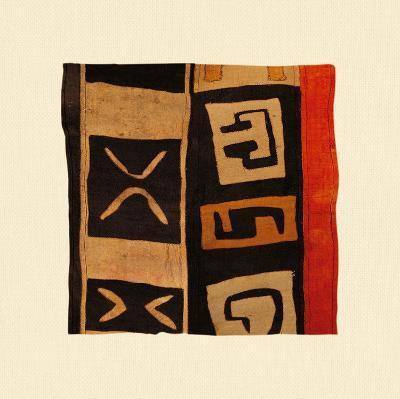 Kuba Cloths VIII--Giclee Print