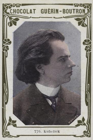 Kubelick--Giclee Print