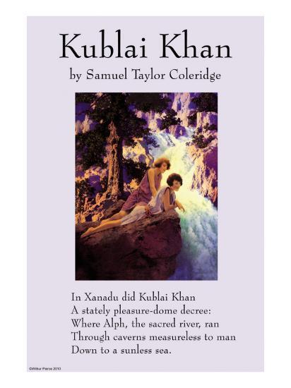 Kublai Khan--Art Print