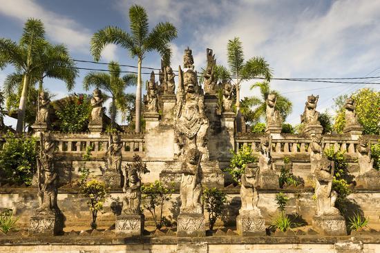 Kubutambahan, Temple Pura Meduwe Karang-Christoph Mohr-Photographic Print