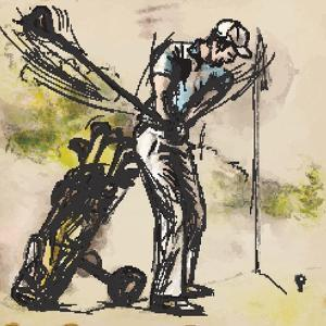 Golf Swing by KUCO