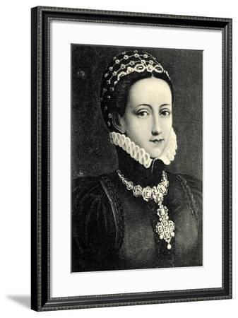 Künstler Philippine Welser, Ferdinand II V Tirol--Framed Giclee Print