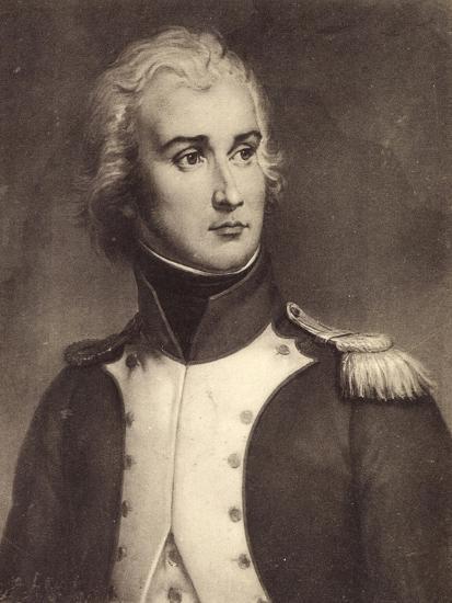 Künstler Sous Lieutenant Jean Lannes, Général--Giclee Print