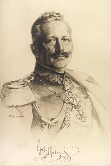 Künstler Trumpf, Friedrich Wilhelm II, Auszeichnungen--Giclee Print