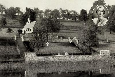 Küssnacht Am Rigi, Reine Des Belges, Königin Astrid--Giclee Print