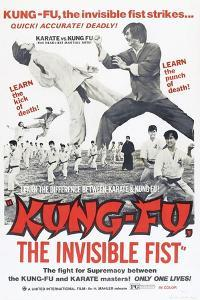 Kung-Fu, the Invisible Fist, Ca. 1974