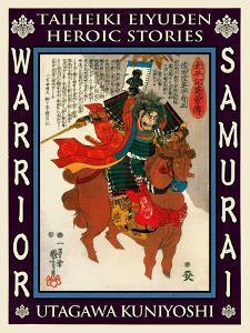 Samurai Sada Narimasa by Kuniyoshi Utagawa