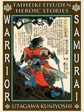 Samurai Sakai Masanao by Kuniyoshi Utagawa