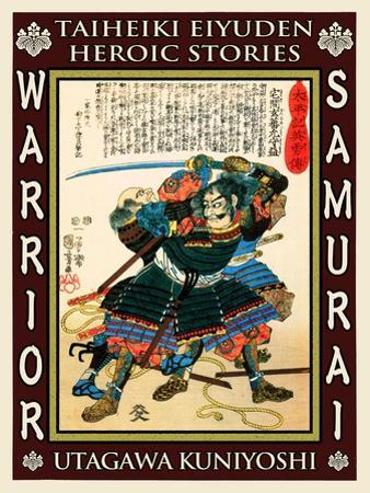 Samurai Sakuma Morimasa by Kuniyoshi Utagawa