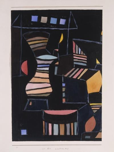 Kunstlicher Hof-Paul Klee-Giclee Print