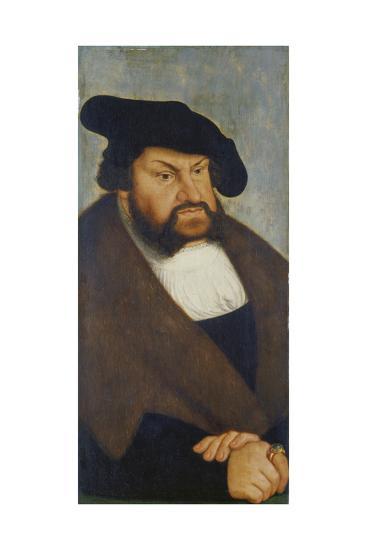Kurfuerst Johann Der Bestaendige-Lucas Cranach the Elder-Giclee Print