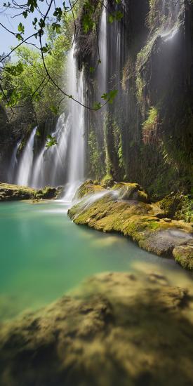 Kursunlu Waterfall, Antalya, Turkey-Rainer Mirau-Photographic Print