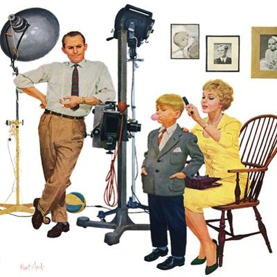 """""""At the Photographer"""", September 26, 1959"""