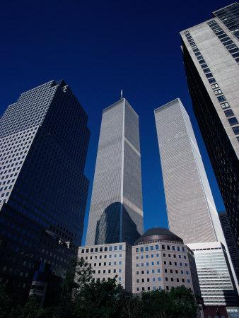 Twin Towers, NYC