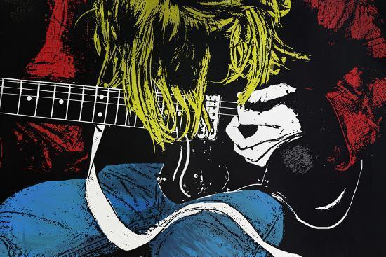 Kurt-Alex Cherry-Art Print