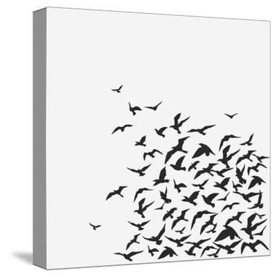A Birds' Flock