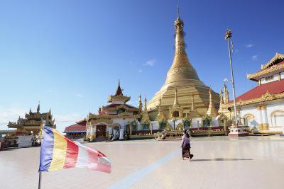 Kyaik Tan Lan Pagoda in Mawlamyine, Mon, Myanmar (Burma), Southeast Asia-Alex Robinson-Photographic Print