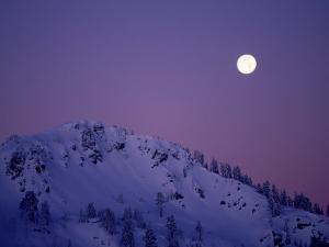 Granite Chief Peak, Sierra Mt. Range, CA by Kyle Krause