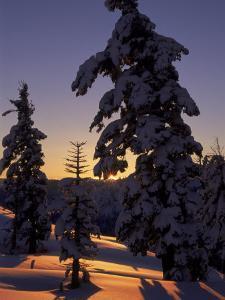 Sunrise Over Lake Tahoe, CA by Kyle Krause