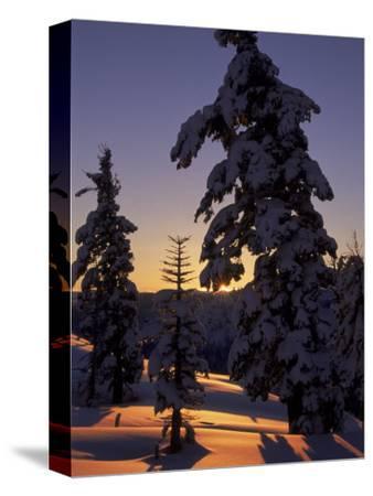 Sunrise Over Lake Tahoe, CA