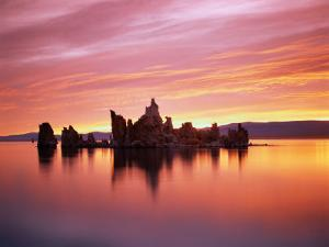 Sunrise Over Mono Lake, CA by Kyle Krause
