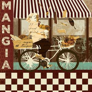 Mangia by Kyle Mosher