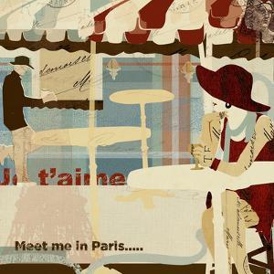 Meet Me in Paris by Kyle Mosher